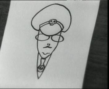 Гиммлер (шарж Штирлица)
