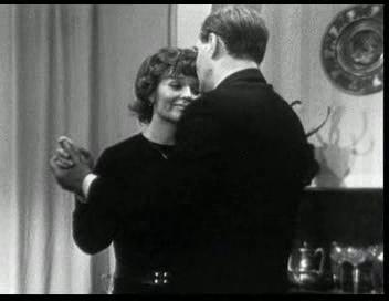Штирлиц танцует с Габи Набель