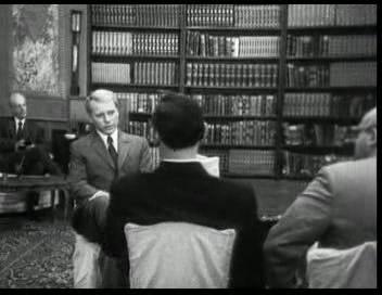 Генерал Вольф ведёт переговоры с американцами